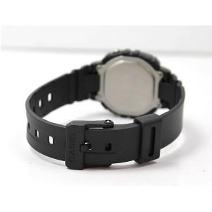 Casio LA-20WH-1B Petite Ladies Digital Black & Blue Watch (Free Shipping)