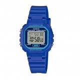 Casio LA-20WH-2A Petite Ladies Digital Blue Watch (Free Shipping)