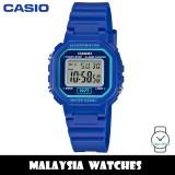 (100% Original) Casio LA-20WH-2A Classic Digital Blue Resin Watch LA20WH LA20WH-2A