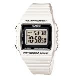Casio's Men W-215H-7A DIGITAL Resin White Watch (Free Shipping)