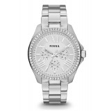 Fossil Cecile Multifunction Stainless Steel Watch (Silver) AM4481