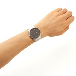 (100% Original) Skagen Men's SKW6423 Jorn-Steel Link Stainless Steel Watch (TWO Years International Warranty)