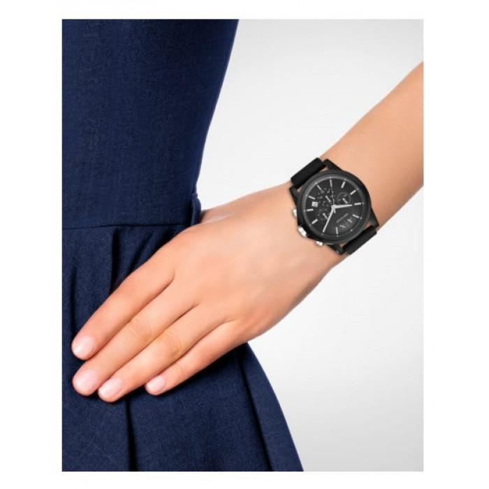 9f5dd13846c0 Armani Exchange Men s AX1326 Active Chronograph Watch (Black)