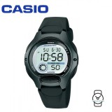 Casio Kids' LW-200-1B Standard Digital 10-YEAR BATTERY Black Resin Watch (Free Shipping)
