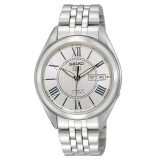 Seiko 5 SNKL29K1 Automatic See-thru Back Stainless Steel Bracelet Gents Watch
