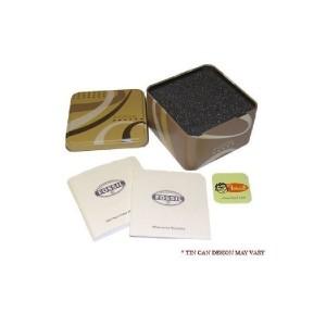 Fossil  Men's Smoke Stainless Steel Strap Watch FS4831