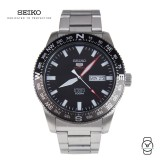 Seiko 5 Sports Men's Stainless Steel Strap Automatic Watch SRP669K1