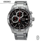 Seiko SSB187P1 Chronograph Stainless Steel Gents Watch