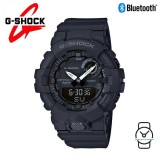 (OFFICIAL MALAYSIA WARRANTY) Casio G-SHOCK GBA-800-1ADR G-Squad Bluetooth Men's Resin Watch (Black)