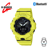 (OFFICIAL MALAYSIA WARRANTY) Casio G-SHOCK GBA-800-9ADR G-Squad Bluetooth Men's Resin Watch (Light Green)