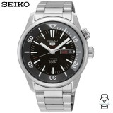 Seiko 5 Gents SRPB27K1 Automatic Stainless Steel Watch