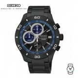Seiko Gents SSB197P1 Chronograph Stainless Steel Watch