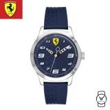 (100% Original) Scuderia Ferrari Kids' Unisex 0840020 Pitlane Watch (Blue)