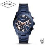 Fossil Women ES4093 Perfect Boyfriend Stainless Steel Watch (Navy Blue)