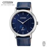 (100% Original) Citizen BE9170-05L Quartz Gent's Leather Watch