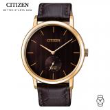 (100% Original) Citizen BE9173-07X Quartz Gent's Leather Watch