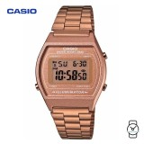 Casio Unisex B640WC-5ADF Digital Vintage Youth Stainless Steel Watch (Free Shipping)