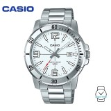 Casio Men's MTP-VD01D-7BVUDF Analogue Stainless Steel Watch (Free Shipping)