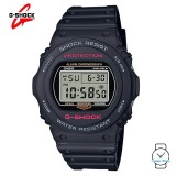 (OFFICIAL MALAYSIA WARRANTY) Casio G-SHOCK DW-5750E-1DR Standard Digital Men's Resin Watch (Black)