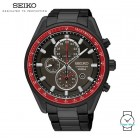 Seiko LEE HOM CRITERIA SNDH03P1 Stainless Steel Chronograph Gents Watch