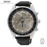 Seiko LEE HOM CRITERIA SNDH07P1 Chronograph Gents Leather Watch