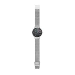 (100% Original) Skagen Ladies SKW2730 Signature Slim Stainless Steel Mesh Watch (Silver)