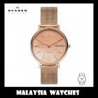 (100% Original) Skagen Ladies SKW2732 Stainless Steel Mesh Watch (Rose Gold)