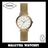 Fossil Women ES4548 Neely Three-Hand Antique Gold-Tone Stainless Steel Watch
