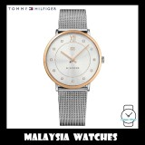 (100% Original) Tommy Hilfiger Women's 1781811 Sloane Stainless Steel Watch