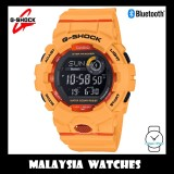 (OFFICIAL MALAYSIA WARRANTY) Casio G-SHOCK GBD-800-4DR G-Squad Bluetooth Men's Step Tracker Resin Watch GBD-800-4