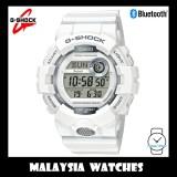 (OFFICIAL MALAYSIA WARRANTY) Casio G-SHOCK GBD-800-7DR G-Squad Bluetooth Men's Step Tracker Resin Watch GBD-800-7