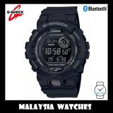 (OFFICIAL MALAYSIA WARRANTY) Casio G-SHOCK GBD-800-1BDR G-Squad Bluetooth Men's Step Tracker Resin Watch GBD-800-1B