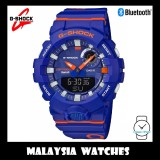 "(OFFICIAL MALAYSIA WARRANTY) Casio G-SHOCK GBA-800DG-2ADR ""Dagger"" Basketball-Themed Series G-Squad Bluetooth Men's Step Tracker Resin Watch"
