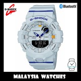 "(OFFICIAL MALAYSIA WARRANTY) Casio G-SHOCK GBA-800DG-7ADR ""Dagger"" Basketball-Themed Series G-Squad Bluetooth Men's Step Tracker Resin Watch"