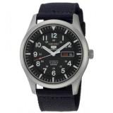 Seiko 5 Sports SNZG15K1 Automatic Watch Black
