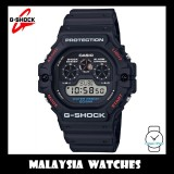 (OFFICIAL MALAYSIA WARRANTY) Casio G-SHOCK DW-5900-1DR Standard Digital Resin Watch DW-5900-1
