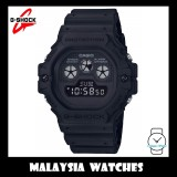 (OFFICIAL MALAYSIA WARRANTY) Casio G-SHOCK DW-5900BB-1DR Special Color Model Resin Watch DW-5900BB-1