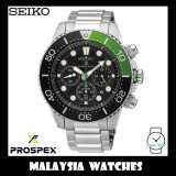 Seiko Prospex Sea Solar Diver's 200M SSC615P1 Chronograph Gents Stainless Steel Watch