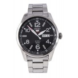 Seiko 5 Sports Men's Stainless Steel Strap Automatic Watch SRP619K1 (Silver)