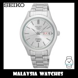 Seiko 5 SNK887K1 Automatic See-Through Back Case Silver Dial 50m Stainless Steel Watch