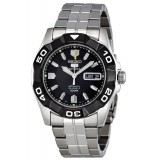 Seiko 5 Sports Men's Stainless Steel Strap Automatic Watch SNZH91K1 (Silver)