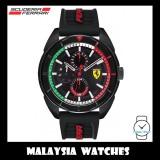 (100% Original) Scuderia Ferrari Men's 0830577 Forza Watch (Multicolor)