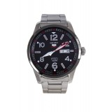 Seiko 5 Sports Men's Stainless Steel Strap Automatic Watch SRP629K1 (Silver)