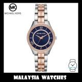 (100% Original) MICHAEL KORS Ladies MK3929 Lauryn Crystal Two-Tone Stainless Steel Watch