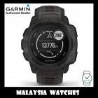 (OFFICIAL WARRANTY) Garmin Instinct Rugged, Outdoor GPS Watch (Graphite)