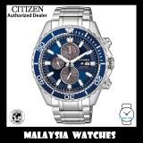 CITIZEN CA0710-82L Promaster Chronograph Eco-Drive Solar Powered Diver's 200M Gents Watch