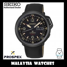 Seiko Prospex SRPD35K1 Automatic Field Compass 200M Black Leather Strap Gents Watch
