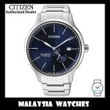 (100% Original) Citizen Gents NJ0090-81L Mechanical Dark Blue Dial Super Titanium Sapphire Glass Automatic Watch