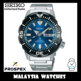 Seiko Prospex Special Edition SRPE09K1 Automatic Diver's 200M Monster 'Save The Ocean' Great White Shark Gents Watch