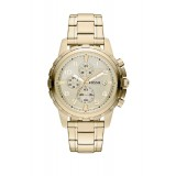 Fossil FS4867 Dean Chronograph Gold-Tone Stainless Steel Watch